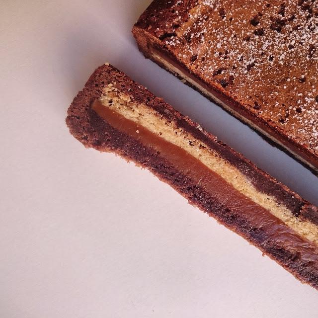 """""""Twix"""" Brownie"""